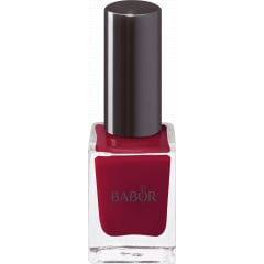 Nail Colour Burgundy